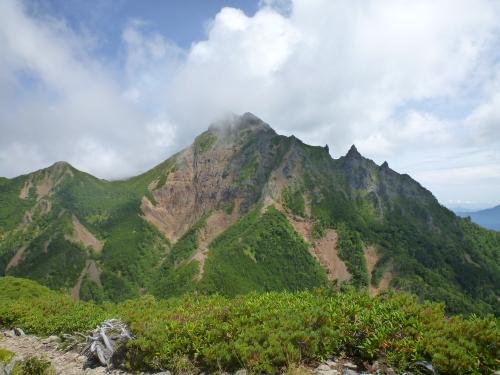 赤岳(2)
