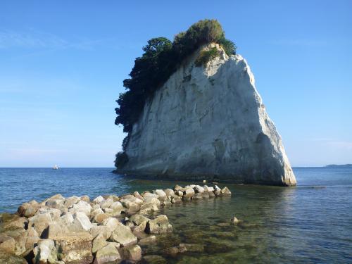 見附島(2)