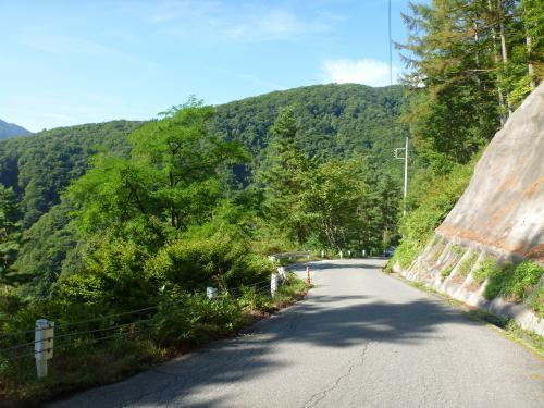 山岳ロード(2)