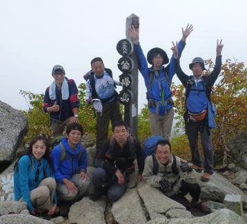 金峰山みんなで(2)
