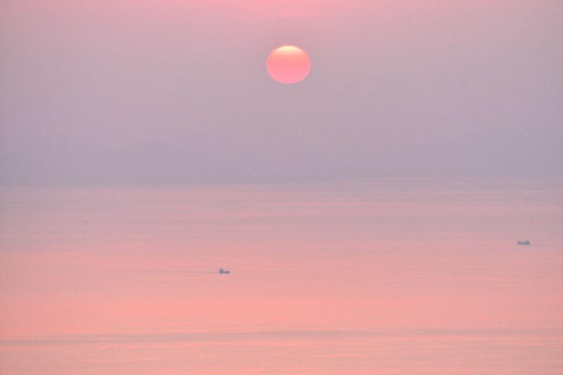 静かな海2 (香川県 さぬき市 志度町 大串)