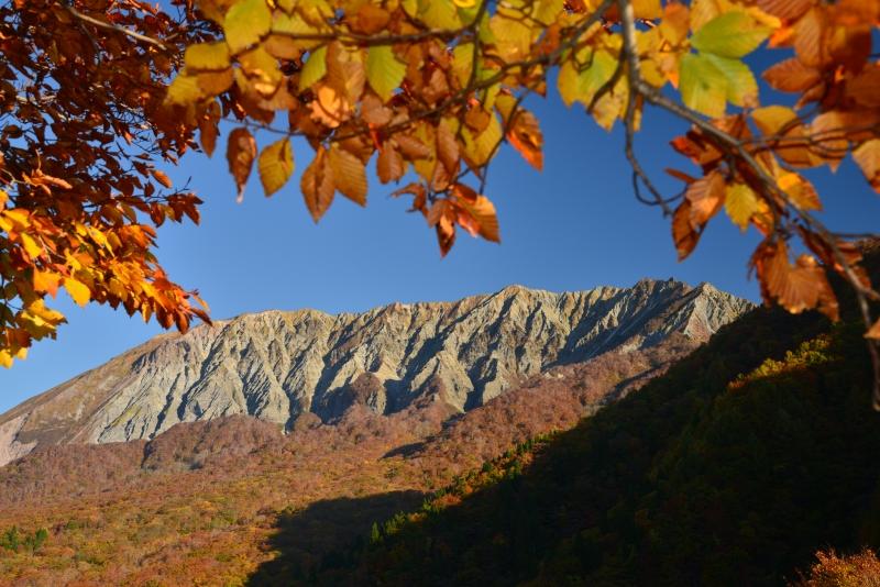 紅葉大山 (鳥取県 大山)