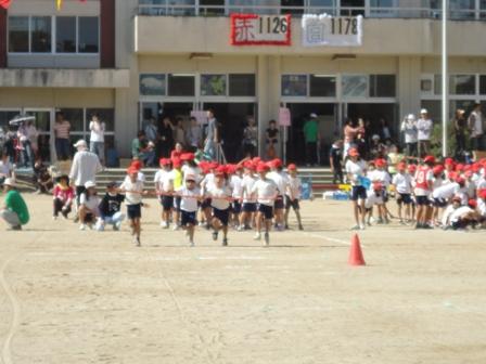 2010 小学校運動会 (3)