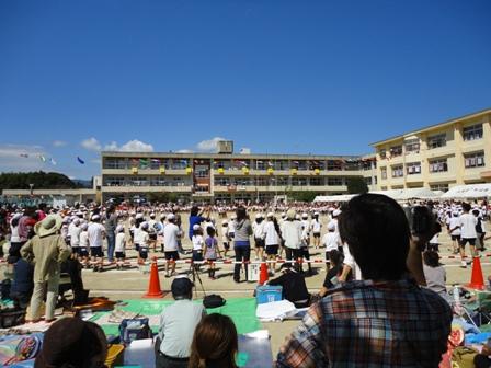 2010 小学校運動会