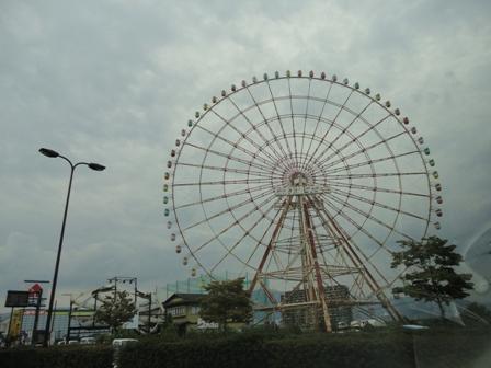琵琶湖! (1)