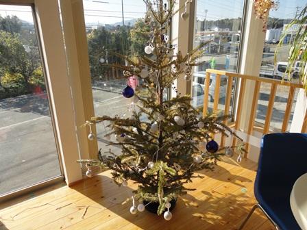 IKEAクリスマスツリー12/5 (2)