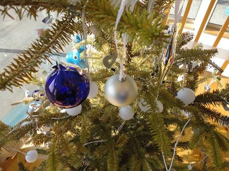 IKEAクリスマスツリー12/5 (1)