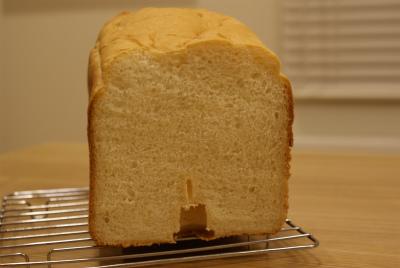塩なし食パン