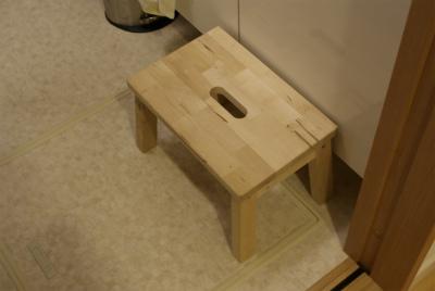 IKEAの踏み台