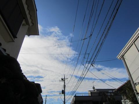 h26,10台風一過