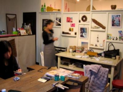 フェティッシュ 彫金教室