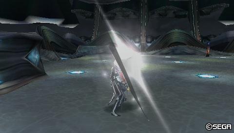 霊剣・荒鷹・攻撃