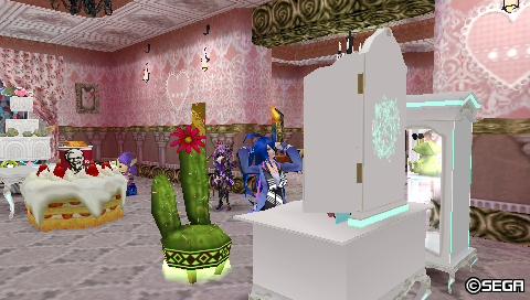 ユメ様の部屋