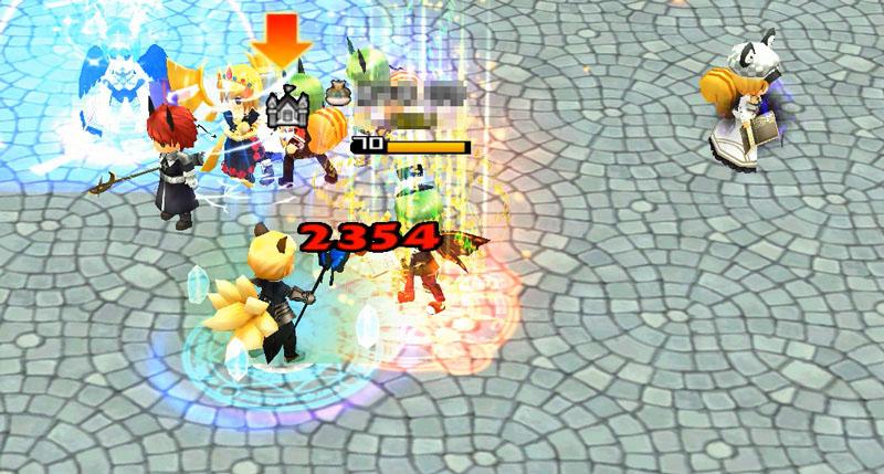 ブラウザMMORPG『メイズミス』 基本プレイ無料