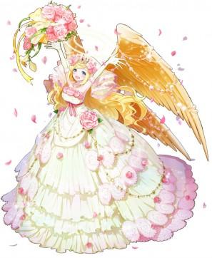 ウェディングドレス ウェディングドレス ガーデン  限定マップ「祝福のガーデン .