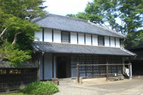 旧吉田家住宅9