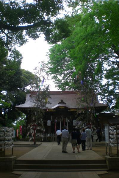 麻賀多神社七夕1