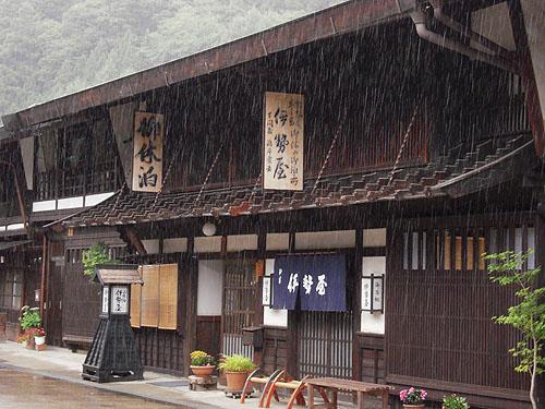 奈良井宿⑤