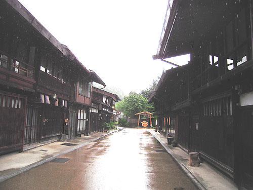 奈良井宿③