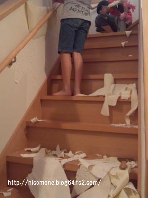 階段壁紙1