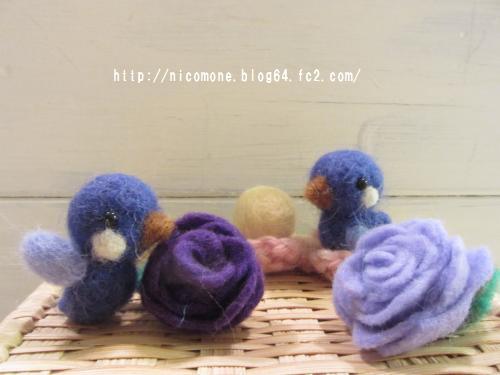 青い小鳥4