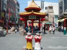 南京町中華街