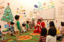 アーティストママのつれづれ日記-英語教室セイハクリスマス会