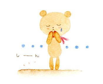アーティストママのつれづれ日記-絵本イラスト水彩3