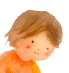 アーティストママのつれづれ日記-男の子