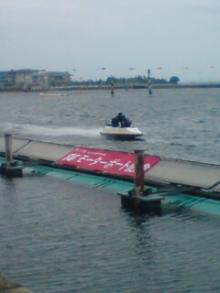 アーティストママのつれづれ日記-琵琶湖ボート競艇