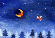 アーティストママのつれづれ日記-ギャラリーエデルクリスマス展