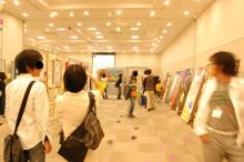 アーティストママのつれづれ日記-イオンモールグループ展