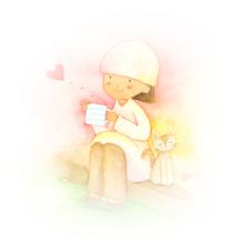 アーティストママのつれづれ日記-東京お台場イラスト展