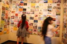 アーティストママのつれづれ日記-ポストカードグループ展