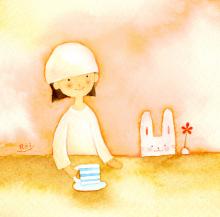 アーティストママのつれづれ日記-ほっこりイラスト