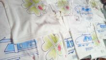 アーティストママのつれづれ日記-名前入り手描きTシャツ