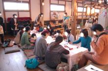 アーティストママのつれづれ日記-2012手作り絵本展