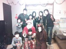 アーティストママのつれづれ日記-クリスマスパーティー料理