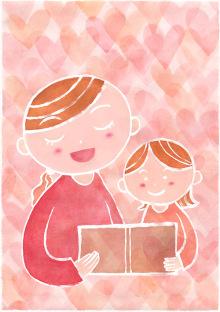 アーティストママのつれづれ日記-癒し系イラスト