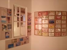イラストポストカード展