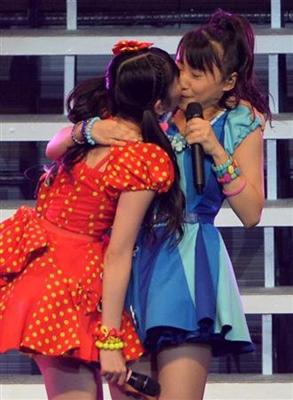 Michishige Sayumi, Sayashi Riho-507420