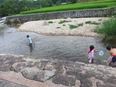 2011.08.03 大鬼谷キャンプ場 002