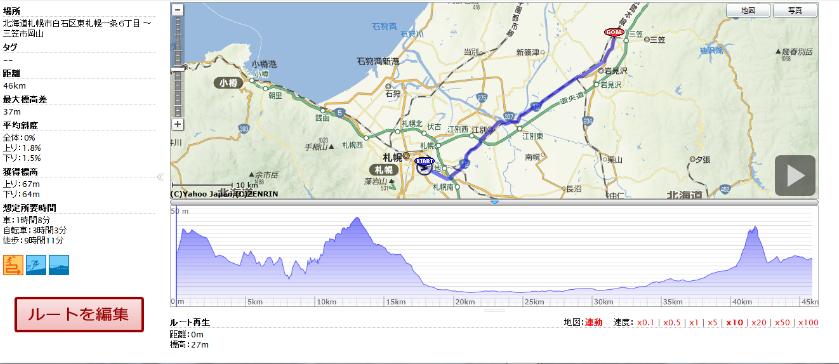 50km自走