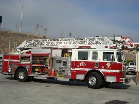 10-16  fire truck