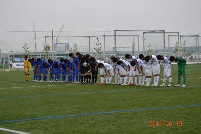 110619 関西大会 vs 東淀川