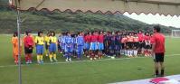 第17回長崎県少女サッカー選手権大会・開会式