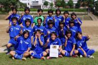 第1回長崎県女子ユース(U-22)サッカー選手権大会優勝