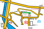 橘小学校地図