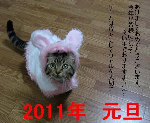 2011元日