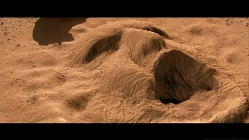 砂のあらし